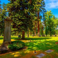 Ground Burial at Riverside Memorial Park
