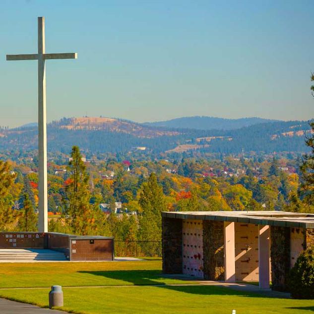 Serenity Crypts at Greenwood Memorial Te