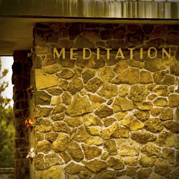 Meditation Crypts