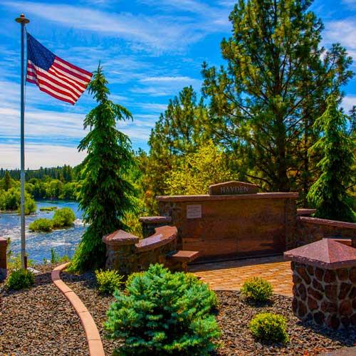 Family Estate at Riverside Memorial Park