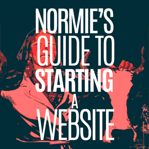 THE BEST WEB PLATFORM FOR NORMIES