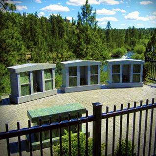 Family Estate overlooking the Spokane Ri