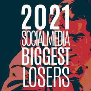 2021 SOCIAL MEDIA PLATFORM TRENDS: WHO IS THE BIGGEST LOSER?