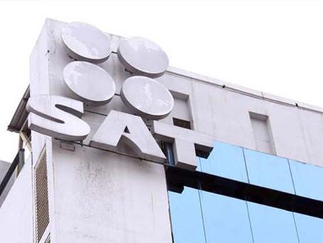 SAT agrega 119 nombres a lista de empresas factureras