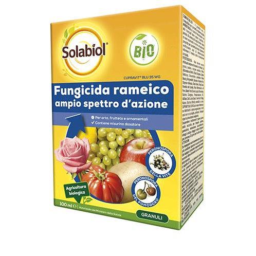 SOLABIOL - CUPRAVIT BLU 35 WG PFNPE - FUNGICIDA RAMEICO 100 GR