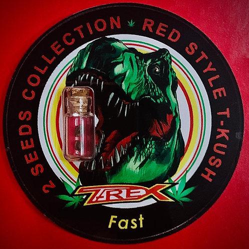RED STYLE T- KUSH Auto - semi da collezione