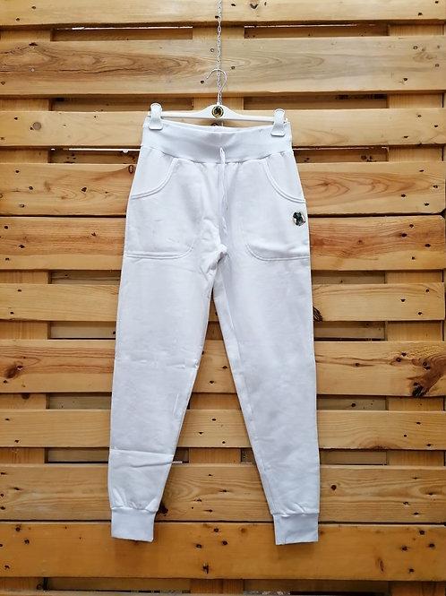 Pantalone sportivo bianco T-REX