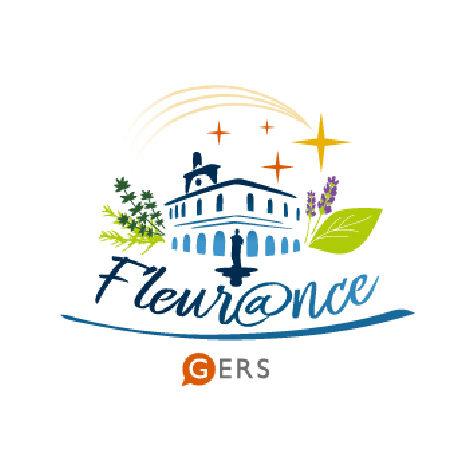 Logo-Ville-Fleurance_Jardins-de-Cocagne-