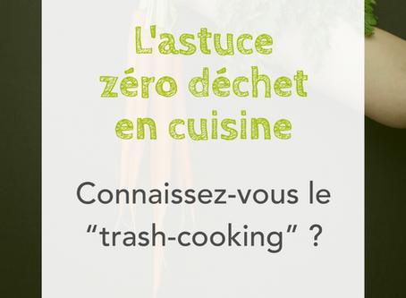 Trash-cooking : zéro déchet dans votre cuisine et le plein de nutriments dans votre assiette