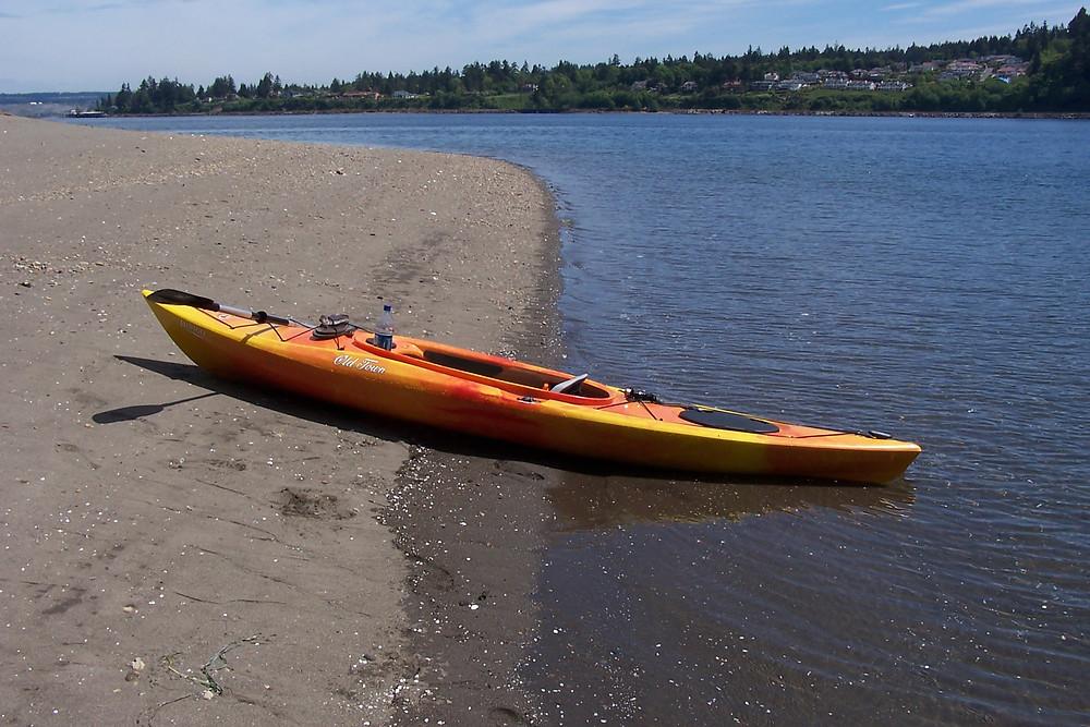 Old Town Kayak