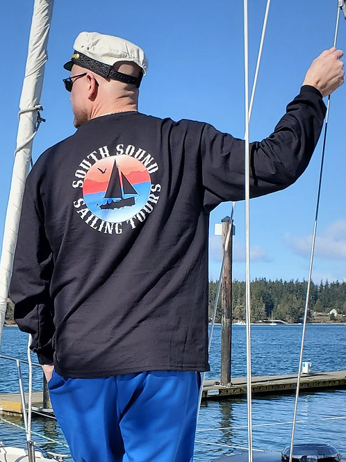 SSST Logo Long Sleeve T