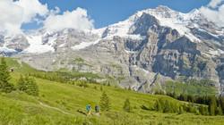 kleine-scheidegg-lauberhorn-trail-jungfrau-sommer