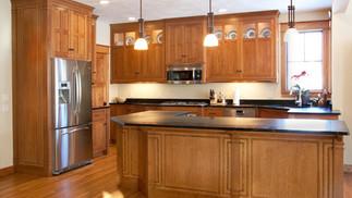 Whitetail Ridge Kitchen
