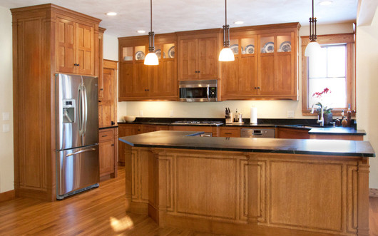 Whitetail Ridge Kitchen
