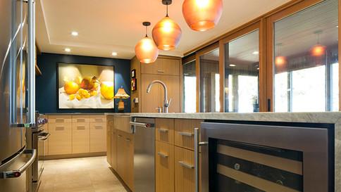 2018 NARI Milwaukee RotY,Gold Award for Residential Kitchen