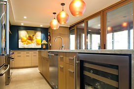 Mid-Century Modern Kitchen 1 of 9A_1200x