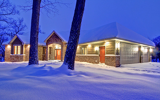 21st Century Mid-Western Home