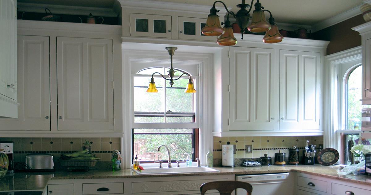 Timber Innovations | Victorian Kitchen | Appleton WI