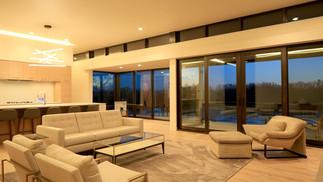 Modern Retirement-style Home