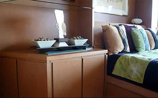 Asian-influence Bedroom Furniture