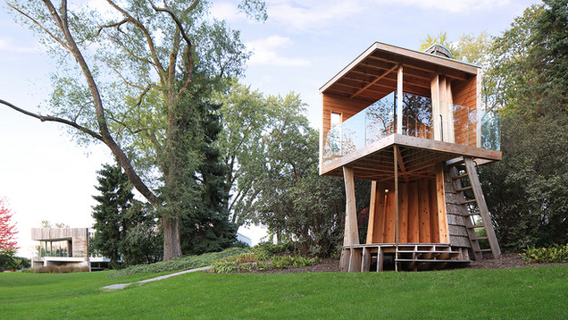 Tree House Addition