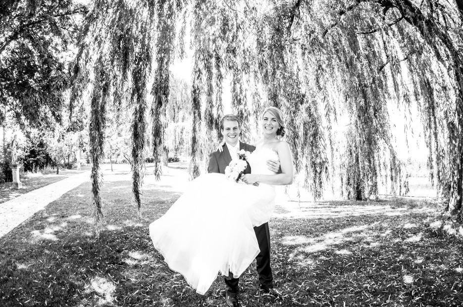 Heetste bruiloft van het jaar!