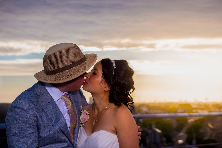 Bruidsfotograaf Amsterdam   Roos & Kimo   Juli 2017