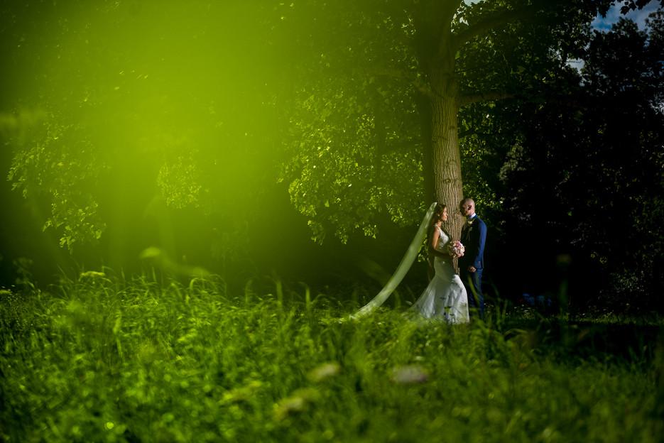 Preview bruidsfotografie Kasteel Elsloo   Tiffany & Koen