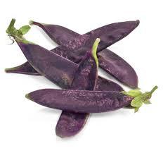 Peas, Purple Snow