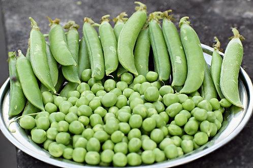 Peas, Shelling