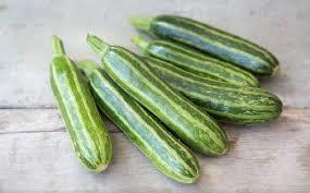Zucchini, Green Stripe
