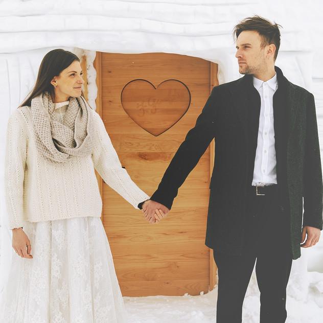 Italian Alps Wedding