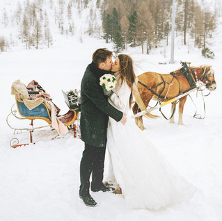 Italian Alps Wedding