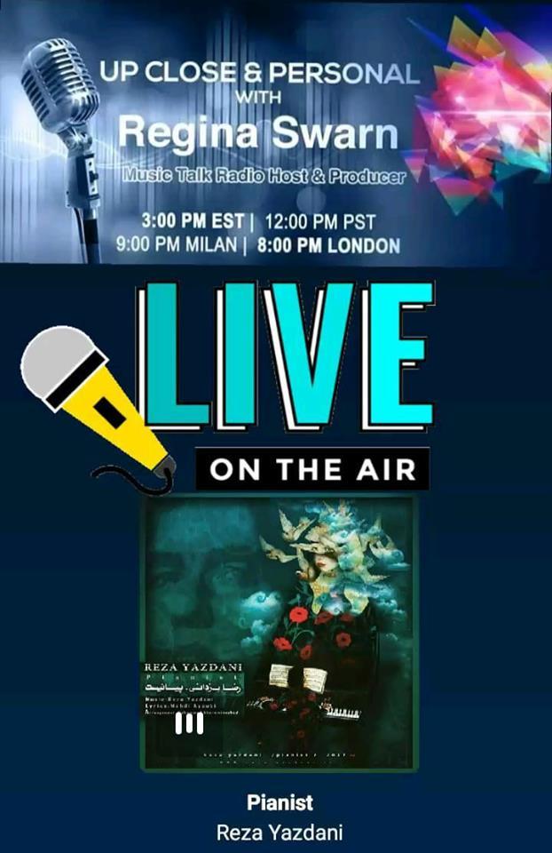 Regina Swarn Radio And Television Show 2