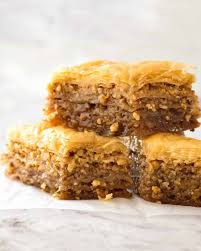 My Mom's Baklava