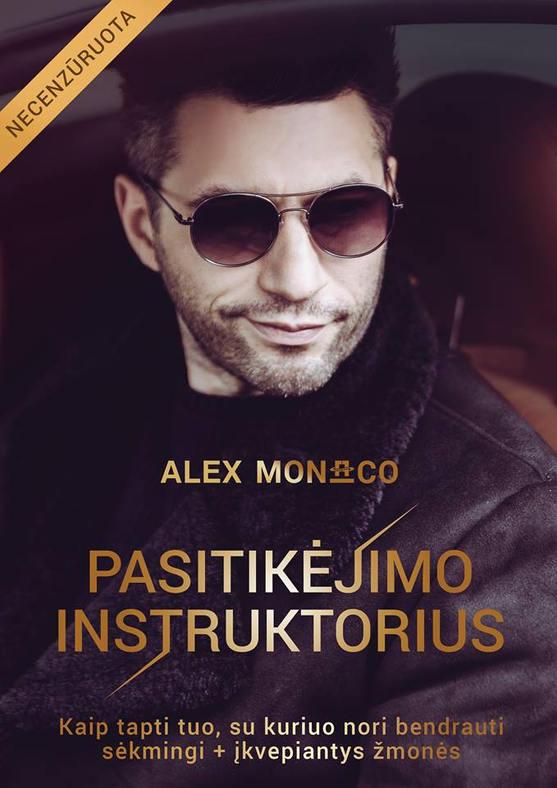 ALEX MONACO   Book Cover 2018