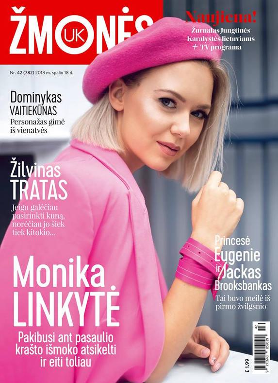 Žmonės 2019Žmonės 2019   Monika Linkytė