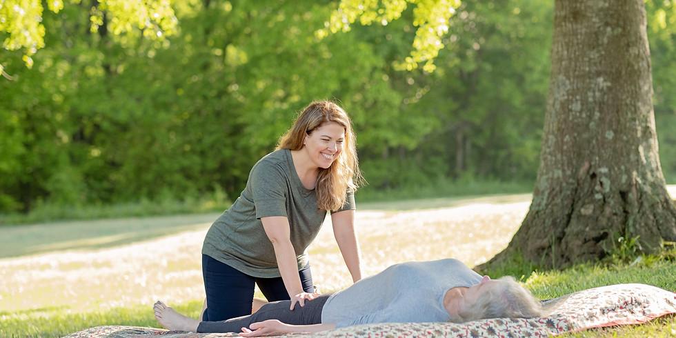 Thai Massage Open & Ground