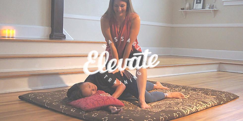 Thai Massage for Sidelying Position