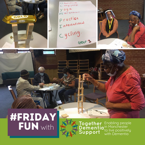 #FridayFun 30 July - Going for Gold at the Longsight Olympics