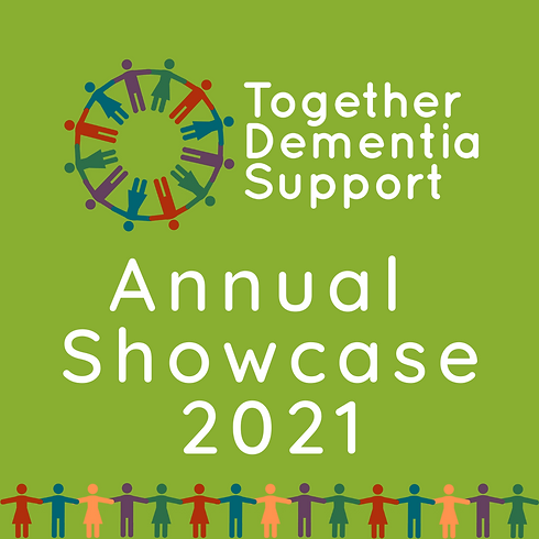 Together Dementia Support Annual Showcase