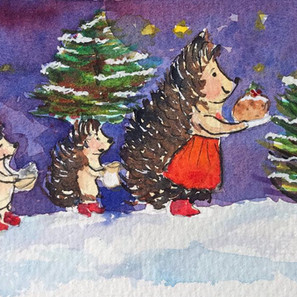 Christmas Cards for Sale!