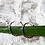Thumbnail: Multi colored Stone Hoops