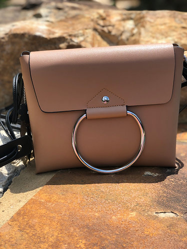 Emerson Tan Messenger Bag