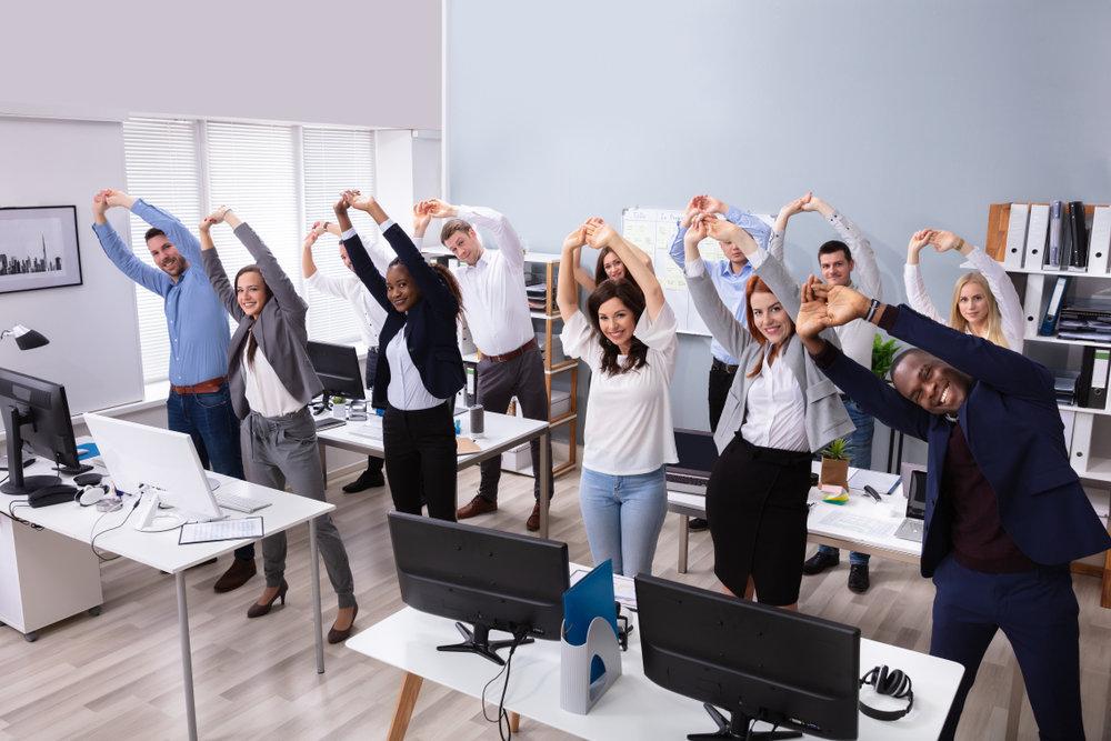 Office Stretch & Flow