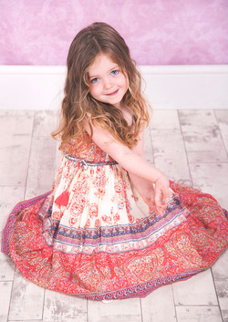 Child Portrait photography, Cardiff