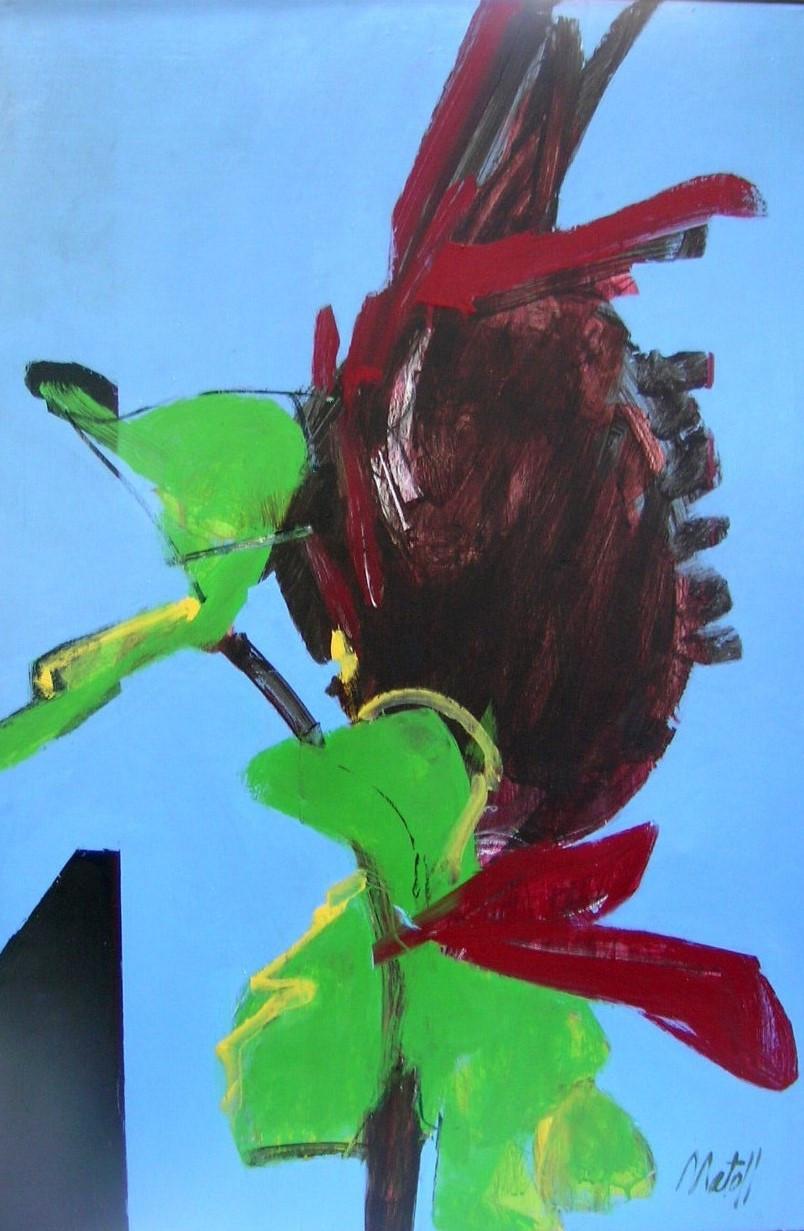 Dark Sunflower into Music