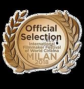 2018 Milan International Filmmaker Festival of World Cinema, Official Selection