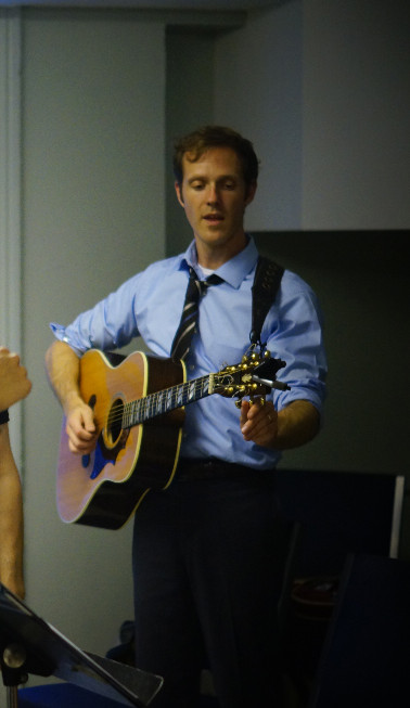 rehearsal for 2013 reading