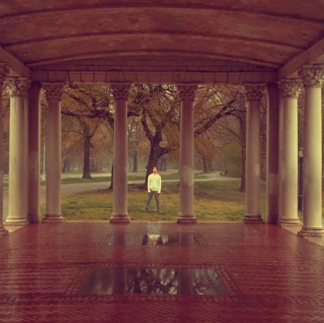 "film still ""Mystic Rain Movie"""